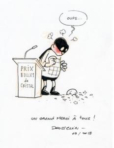 Dessin de Pascal Jousselin